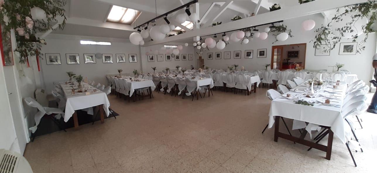 domaine les tilleuls salle de reception mariage anniversaire drome